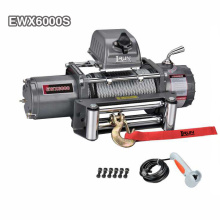 Wireless Remote Control Recovery Winch 6000lbs
