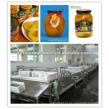 Esterilizador de frutas enlatadas / Máquina de pasteurización de frutas en conserva / Maquinaria de procesamiento de alimentos