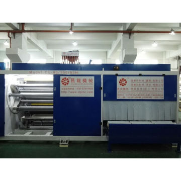 1500 mm haute vitesse Cast Stretch Film Machine d'emballage