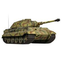 Radio Control Toy High Detail 1: 24 RC Tank avec Bb Battle