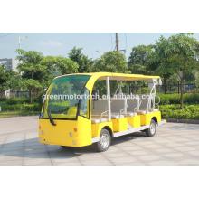 23 Sitze Elektro-Shuttle-Bus neuer Zustand als Sightseeing-Bus zu verkaufen