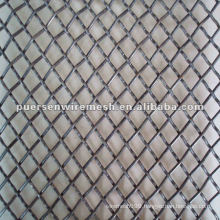 aluminum alloy Crimped Wire Mesh Manufacturer