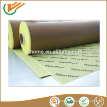 Hot sale cheap price fiber glass coated ptfe teflon with glue high temperature ptfe tape