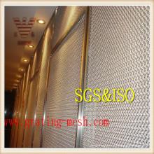 Malla de alambre galvanizada del acoplamiento de cadena del acoplamiento de cadena (fábrica)