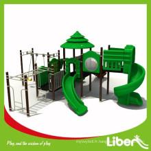 Équipement d'aire de jeux pour enfants à Amusement Park en Chine