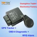 Tracker del GPS de Tk228 OBD-Ll con Bluetooth Diagnostics-Ez