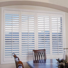 Popular New Design Fast delivery PVC Shutters
