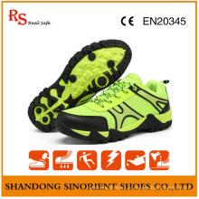 Unique Italie Design Chaussures de sécurité sportive douce Rj103
