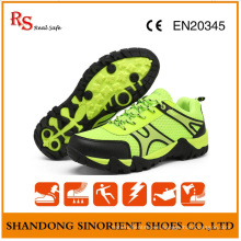 Unique Italy Design Soft Sole Sport Safety Shoes Rj103