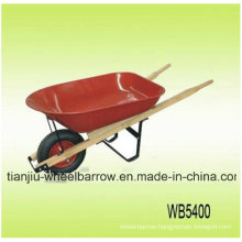 Wooden Frame Wheelbarrow Wb5400
