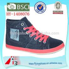 2014 Latest new design wholesale Korean girl shoes