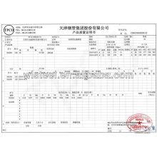 бесшовные стальные трубы углерода DIN 17175 стали/ ст 35.8 поставщиков