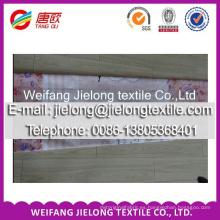 Telas de sábanas 100% algodón de fábrica textil