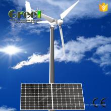 Sistema de híbrido de viento Solar venta 2kw con Ce