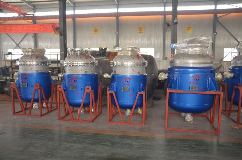 checmial storage tank