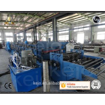 2016 Rodillo de alta calidad de la bandeja del cable de la escala que forma que hace la máquina