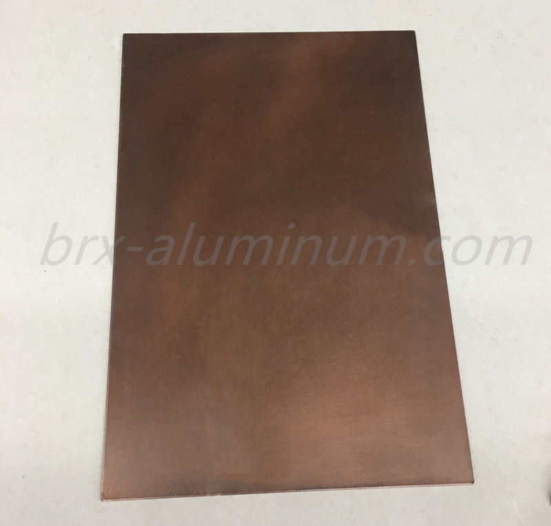 Customized Aluminum Alloy Plate