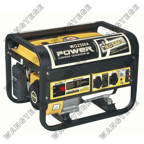 Generador de gasolina con capacidad de 15l dep sito de - Generador de gasolina ...