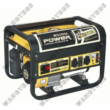 Gasoline Generator with 15L Fuel Tank Capacity and 12V-8.3A Output