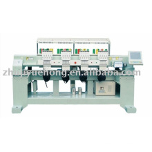 9 needles 4 heads cap/t-shirt/flat bed embroidery machine price