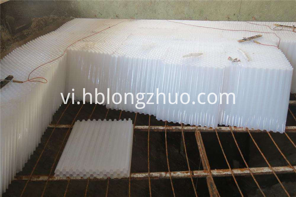 Lamella Clarifier Sheet Media