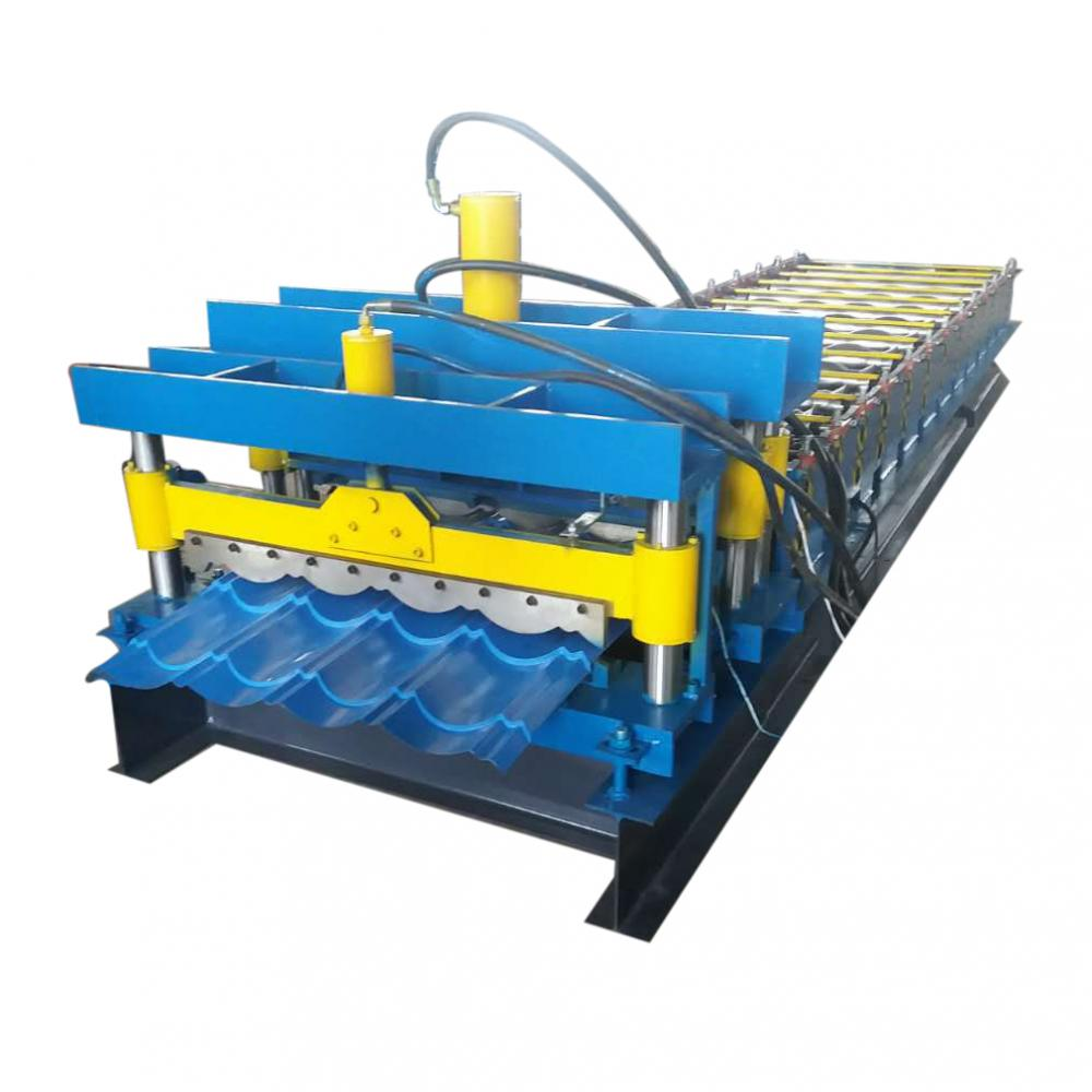 Roof Glazed Tile Forming Machine