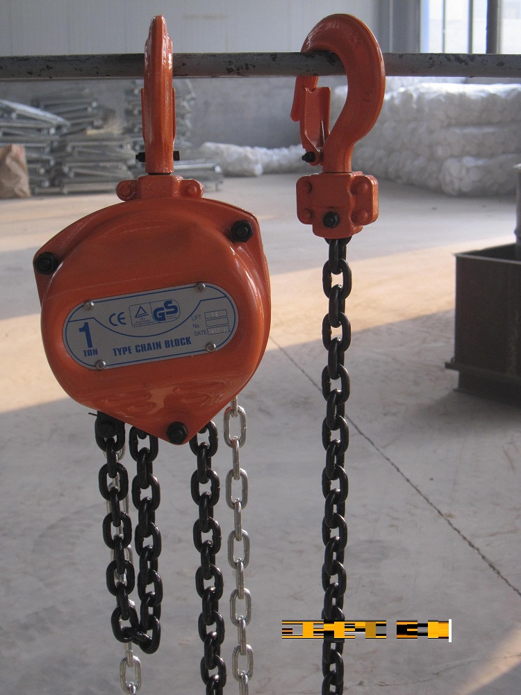 HSC-C Series chain hoist