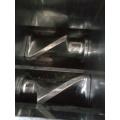 Misturador de Dispersão Plástico de Borracha para Materiais Impermeáveis