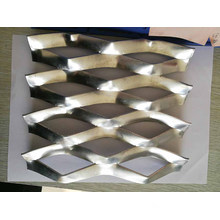 Diamond Hole Expanded Sheet Metal Wire Mesh