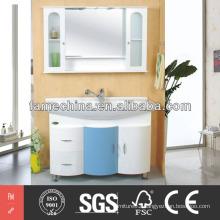 Modern Landing Bathroom Cabinet PVC Bathroom Cabinet FM-MJ8100H