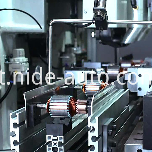 armature production line