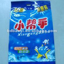 liquid plastic package bag for washing powder