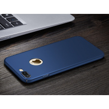colorful single color PC transparent phone case
