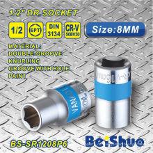 "1/2 ""Antriebs-Lack-Sockel aus Chrom-Vanadium-Stahl-Handwerkzeug"