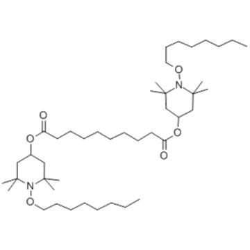 Bis-(1-octyloxy-2,2,6,6-tetramethyl-4-piperidinyl) sebacate CAS 129757-67-1