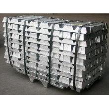 Preço de Fábrica Lingotes de Zinco 99,99% / China Manufacturer