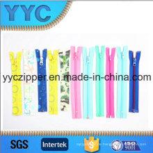 # 3- # 15 Nylon Reißverschluss Schließen Ende Ende Ende Reißverschluss für Verkauf