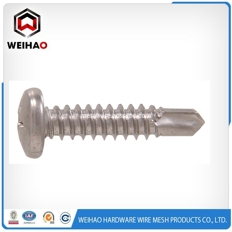 pan head self drilling screw c1