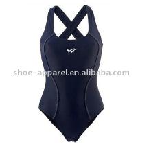 Trajes de baño negros atractivos del bikini de la muchacha del nuevo diseño 2014