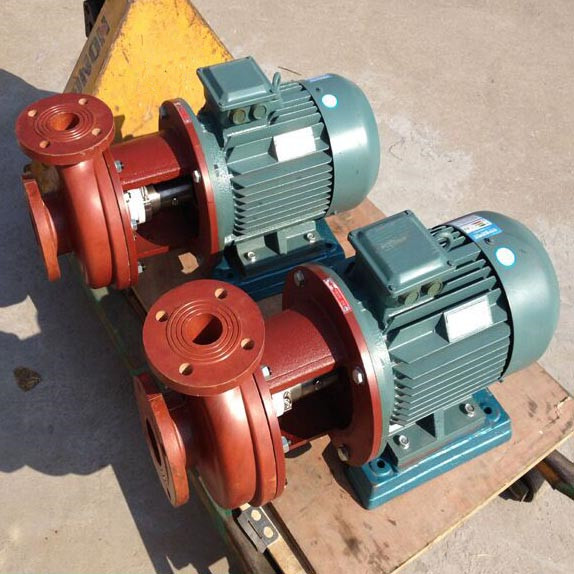 S type glass steel centrifugal pump 1