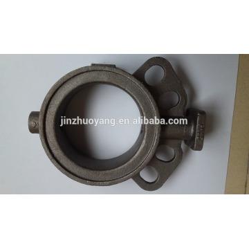 parte da válvula de borboleta da fábrica do ferro fundido da elevada precisão da porcelana