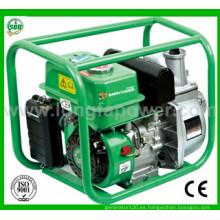 6.5HP Bomba de agua del motor del keroseno del comienzo de la gasolina 3inch para Sri Lanka, la India