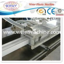 Perfil de alta capacidad del PVC que hace máquina la máquina plástica del extrusor