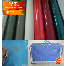 OEM Available New Style pvc film for bag/book covers/unbrella