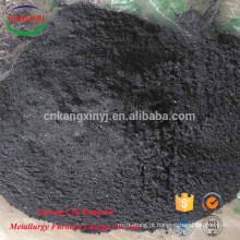 Minerais e produtos de metalurgia em pó de silício de metal para fabricação de alumínio