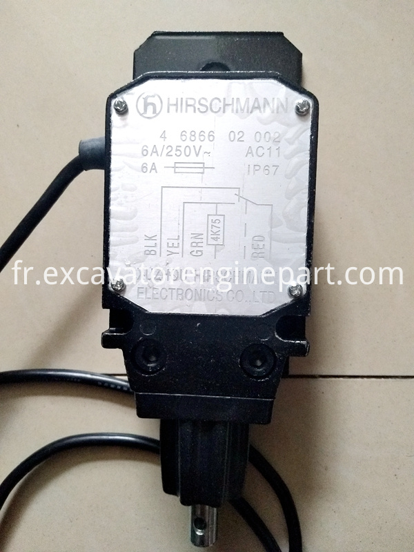 Truck Crane Spare Parts QY25K QY25K-I QY25K-II Heigh Limit Switch 803600746