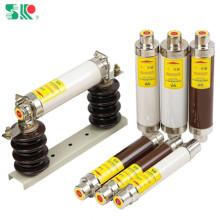 Type de fusible de limitation de courant HRC à haute tension F pour la protection des transformateurs