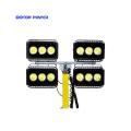 150W*4 LED mobile light tower