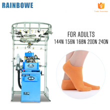 The most popular fully automatic sock knitting machine soosan machine socks