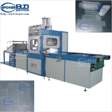 Automatic Plastic Folding Box Making Machine